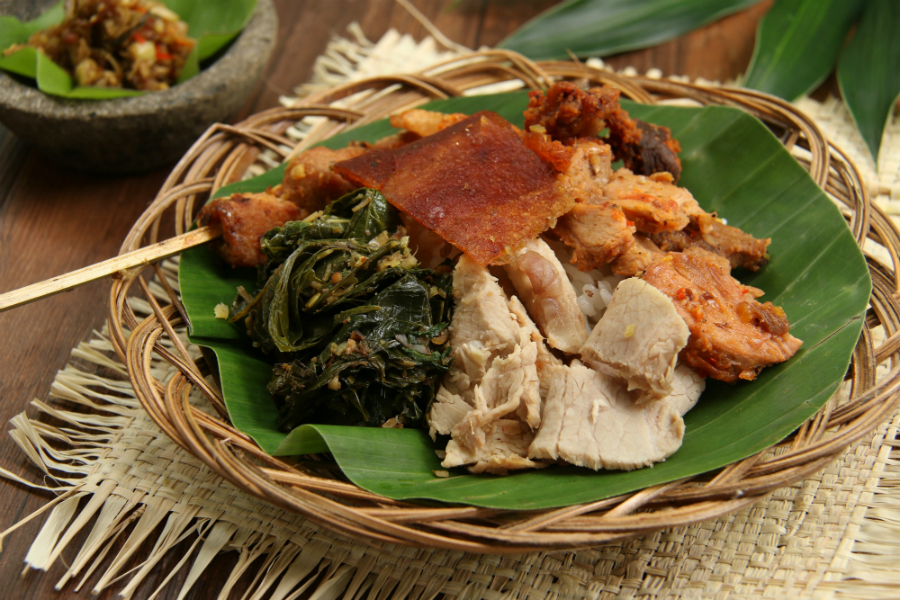 PMG Hotels & Resorts Blog - Four Balinese Foods You Must Try (Babi Guling)