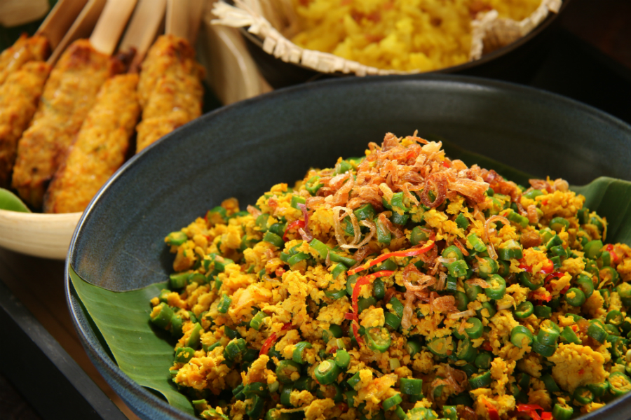 PMG Hotels & Resorts Blog - Four Balinese Foods You Must Try (Lawar)
